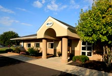 Map and directions to the Williamsville office of Eye Care & Vision Associates, Buffalo, NY