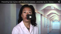 Sports Injuries treated by ECVA Eye Care