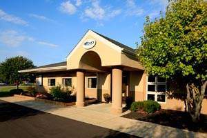 Williamsville office of Eye Care and Vision Associates, New York